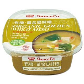 【味榮】有機黃金麥味噌(300g)