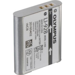 【OLYMPUS】LI-92B 原廠電池(原廠吊卡包裝)