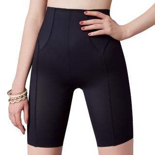 【Swear 思薇爾】輕塑型系列64-82高腰長筒束褲(黑色)