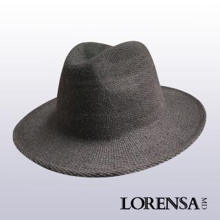 【Lorensa蘿芮】中性款潮流秋冬保暖紳士帽(沉穩灰)
