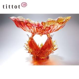【tittot 琉園】神綵飛舞擺飾(琉璃)