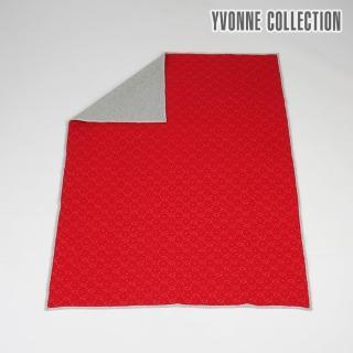 【Yvonne Collection】雙人豬豬四季萬用毯(兩色)
