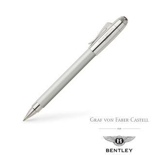 【GRAF VON FABER-CASTELL】BENTLEY 賓利 X GRAF VON  限量聯名款 鋼珠筆(珍珠白)