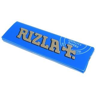 【RIZLA】BLUE-法國進口捲煙紙*10包
