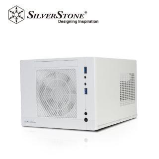 【SilverStone銀欣】SG05W-USB3.0 迷你機殼(銀欣_珍寶系列     SG05W-USB3.0)