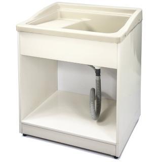 【破盤下殺     Aaronation】新型開放式塑鋼洗衣槽(GU-A2002)