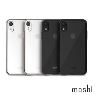 【moshi】Vitros for iPhone XR 超薄透亮保護背殼