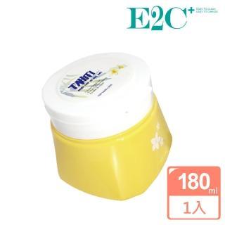 【E2C 美肌殿堂】梔子花護髮膜180ml(柔順保濕/預防毛躁)