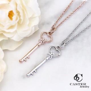 【日本 凱斯特 CASTER】愛麗絲的入口 時尚銀項鍊 防抗過敏 SUS316L頂級不鏽鋼飾品