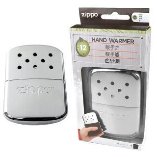 【Zippo】白金懷爐-美版-亞洲區包裝(銀色鍍鉻款)
