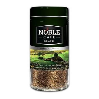 【NOBLE】醇品巴西咖啡100g