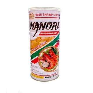 【泰國瑪努拉】罐裝蝦片(100g)
