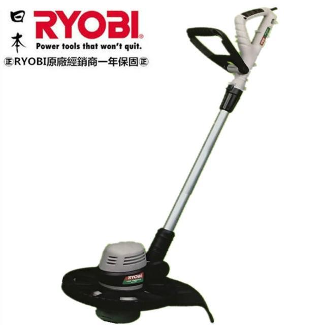 【插電式 110V】送牛筋繩2擇1+護目鏡 RYOBI RLT 600 原RLT550 升級款 手提電動修草機 牛筋繩 割草機 除草機
