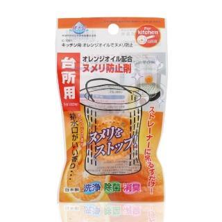 【日本 不動化學】排水管提籠清潔除臭錠 16.5g