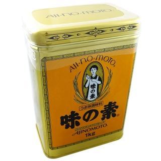 烹大師味之素1kg(金罐)