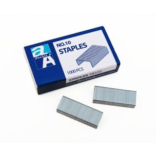 【Double A】10號釘書針-DAMS15002(20小盒/中盒)