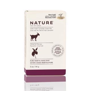 【Nature】頂級山羊奶滋養皂-經典原味(141g/5oz)