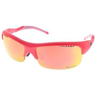 【720 armour】可換片系列眼鏡(螢光紅-粉黃水銀#720B321 C14)