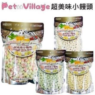 【Pet Village 魔法村】超美味小饅頭 320g