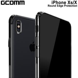 【GCOMM】iPhone Xs/X 清透圓角防滑邊保護殼 清透明 Round Edge(iPhone Xs/X 清透圓角防滑邊)