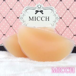 【MICCH】*超爆粒*Q彈矽膠加厚胸墊