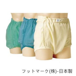 【感恩使者】成人用尿布褲 U0110- 尺寸LL/綠色(穿紙尿褲後使用 加強防漏-日本製)
