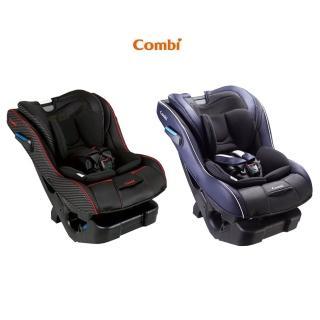 【Combi】New Prim Long EG 安全汽座(羅馬黑/普魯士藍)