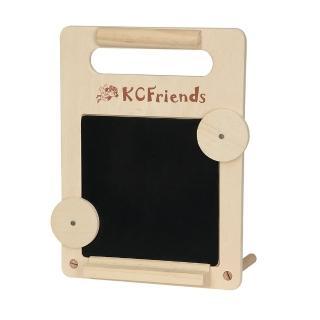 【KCFriends】K哥小黑板(木製留言板)