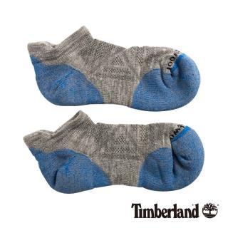 【Timberland】男款灰色短襪(01065039)