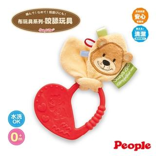 【People】Suzy's Zoo梨花熊布玩具系列-咬舔玩具