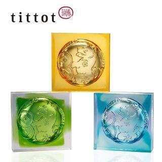 【tittot 琉園】旺財狗(琉璃)