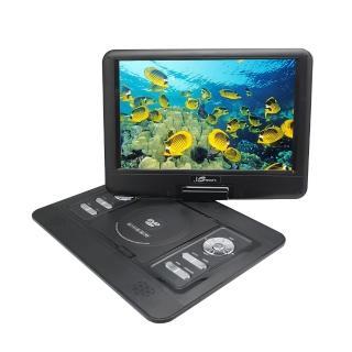 【J-Smart】創視紀 13.8吋豪華大螢幕DVD/RMVB影音播放器 2代(全格式高解析播放)