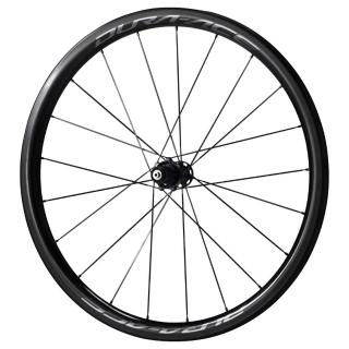 【SHIMANO】WH-R9100-C40-TU 碳纖維管胎式輪組(DURA ACE)