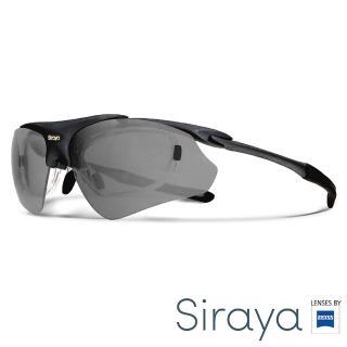 【Siraya】『專業運動』運動太陽眼鏡 灰色鏡片 德國蔡司  DELTA