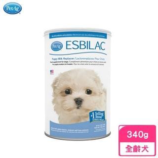 【PetAg 貝克】Esbilac《賜美樂頂級犬用奶粉》340g