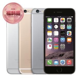 【Apple 蘋果】福利品 iPhone 6 32GB 4.7吋智慧手機