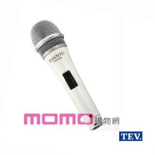 【台灣電音TEV】專業動圈式有線麥克風(TM-600)