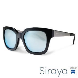 【Siraya】『韓流時尚』太陽眼鏡 方框 水銀鏡片 德國蔡司 LIKAT鏡框