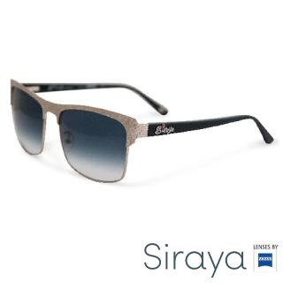 【Siraya】『完美修飾臉型』太陽眼鏡 日本鋼 德國蔡司 ROMA 鏡框