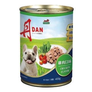 【DAN 丹】雞肉口味 犬罐頭 400G*24罐(嚴選國外進口)
