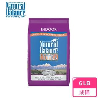 【Natural Balance】特級室內貓調理配方-6磅
