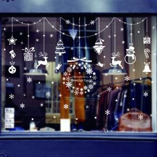 【JB 時尚壁貼】聖誕素材吊飾