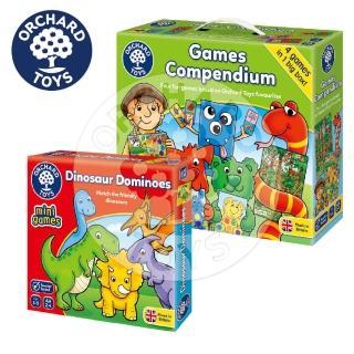 【Orchard Toys】幼兒桌遊-超值遊戲組合(入門與經典遊戲通通有)