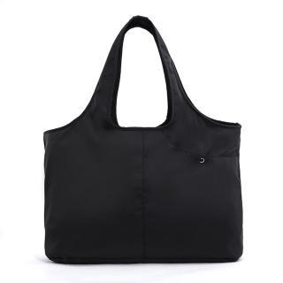【VIVI SECRET】素色大容量手提肩背包(共3色)