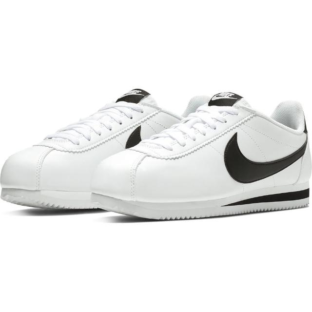 【NIKE 耐吉】阿甘鞋 跑鞋 女款 WMNS CLASSIC CORTEZ LEATHER