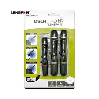 【Lenspen】NDSLRK-1拭鏡筆組含拭鏡布和鬃毛刷(鏡頭清潔筆 鏡頭筆 鏡頭清潔)