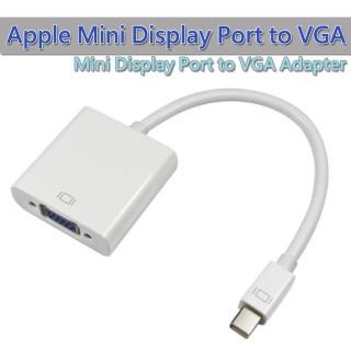 Apple Mini Display Port to VGA轉接線-FY3102V