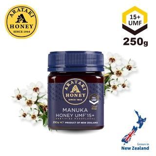 【Arataki】紐西蘭麥蘆卡活性蜂蜜UMF15+ 250g(Manuka 麥蘆卡蜂蜜)