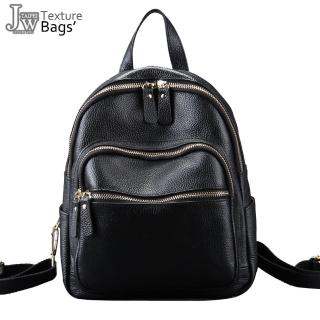 【JW】頭層牛皮兩用後背包(共2色)