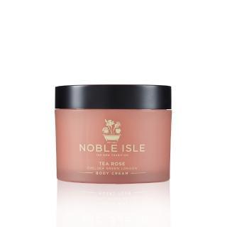 【NOBLE ISLE】茶玫瑰身體緊緻精華霜(250mL)